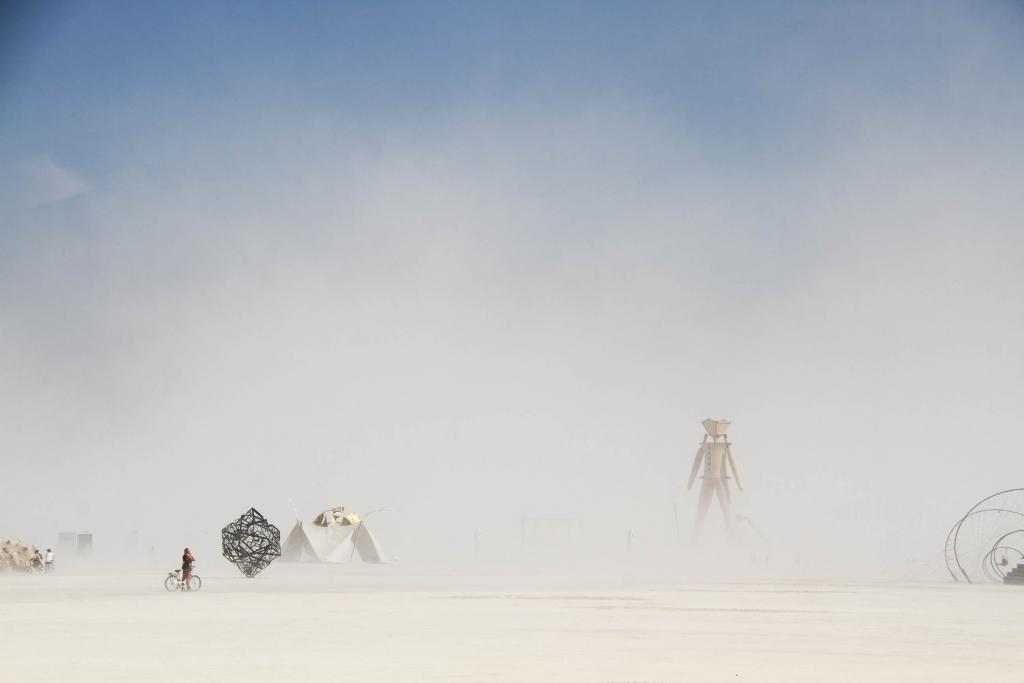 burning man by Arnaud Gaertner Photography