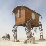burning man by Arnaud Gaertner Photography