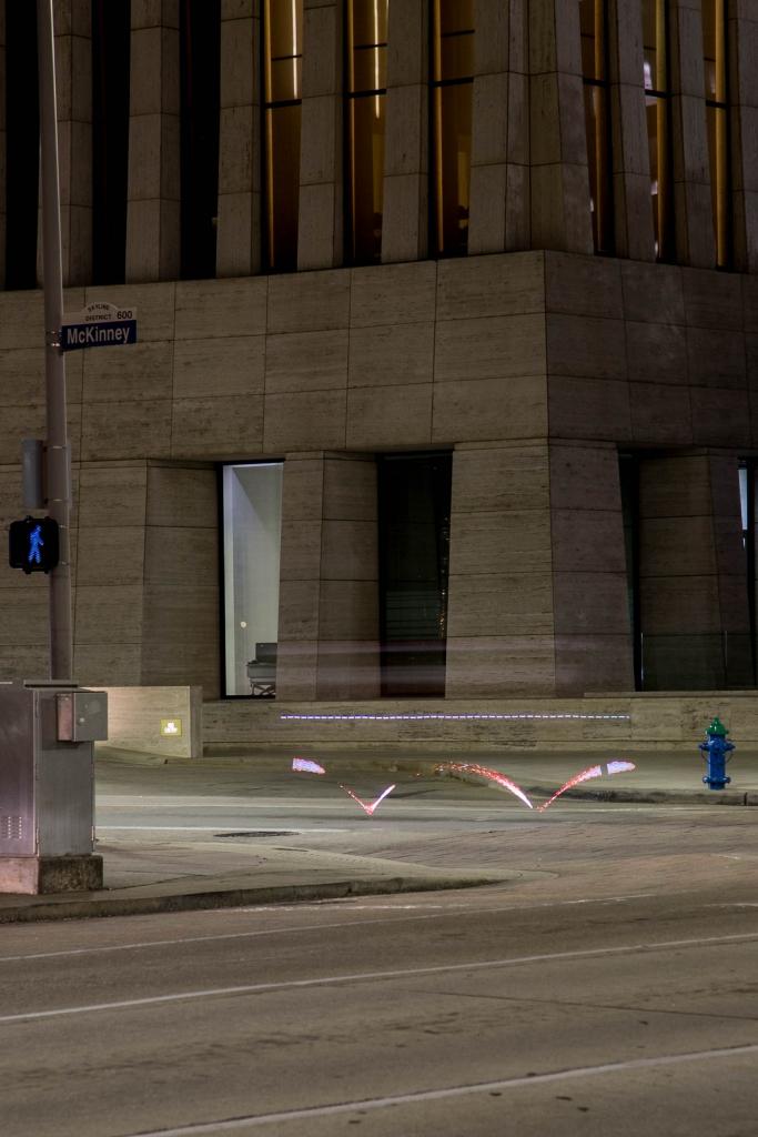 Houston by night by Arnaud Gaertner Photography