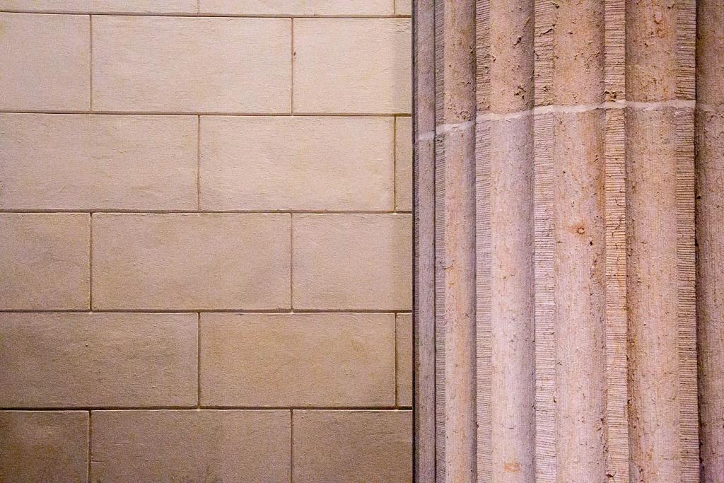 Brandenbourg Gate Berlin Columns by Arnaud Gaertner Photography